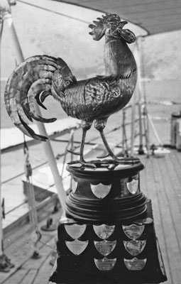 Cock ofthe  Fleet trophy 1952